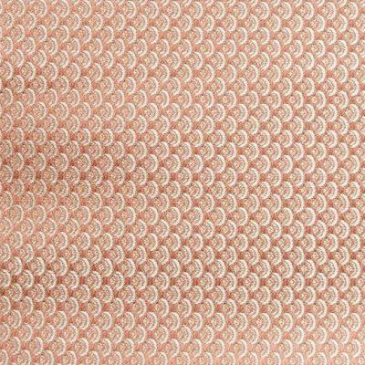 Жаккард Ткань ANGELIQUE compagnon corail для обивки мебели