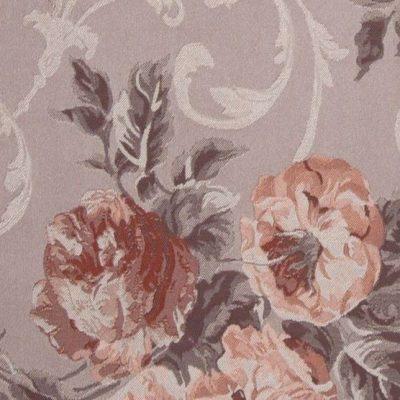Жаккард Ткань MARIE ANTOINETTE rose для обивки мебели