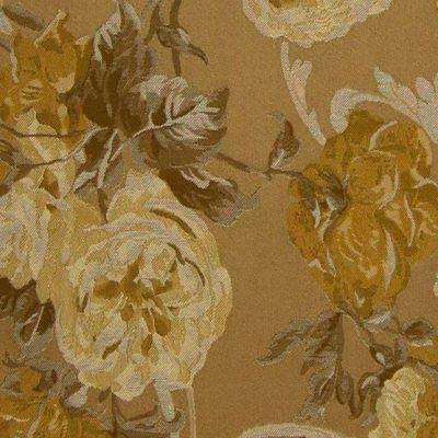 Жаккард Ткань MARIE ANTOINETTE gold для обивки мебели