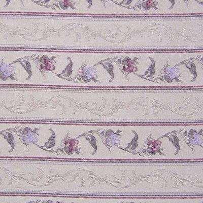 Жаккард Ткань MARIE ANTOINETTE STRIPE viola для обивки мебели