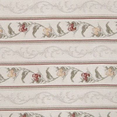 Жаккард Ткань MARIE ANTOINETTE STRIPE rococco rose для обивки мебели
