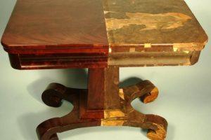 Как проводится обновление старой мебели?