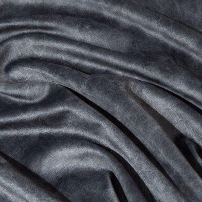Микрофибра CARRERA dark grey для обивки мебели
