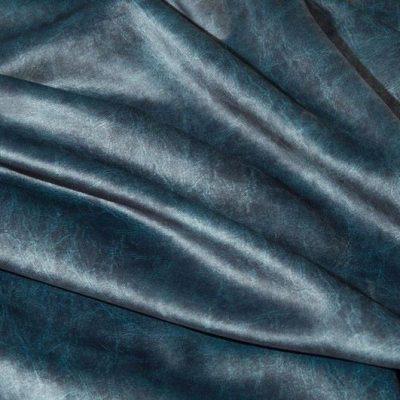 Микрофибра CARRERA deep azure для обивки мебели