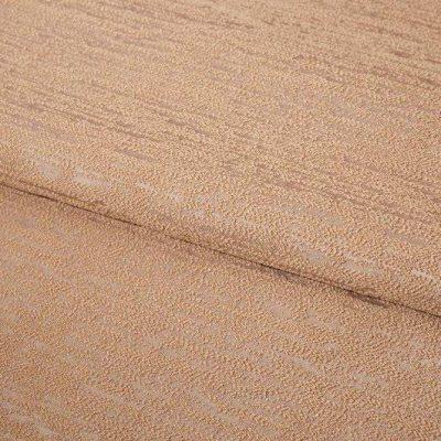 Жаккард CHLOE plain apricot cream для обивки мебели