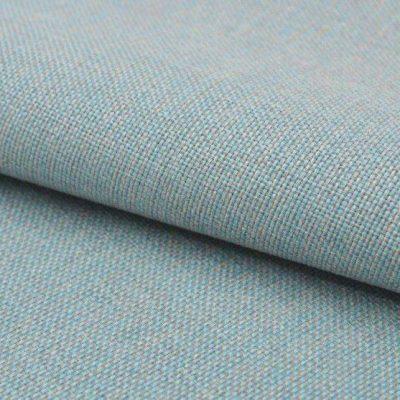 Рогожка Ткань ECOTONE azure для обивки мебели