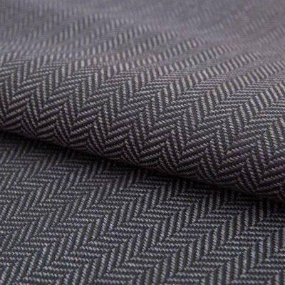 Рогожка Ткань ECOTWEED carbonic для обивки мебели