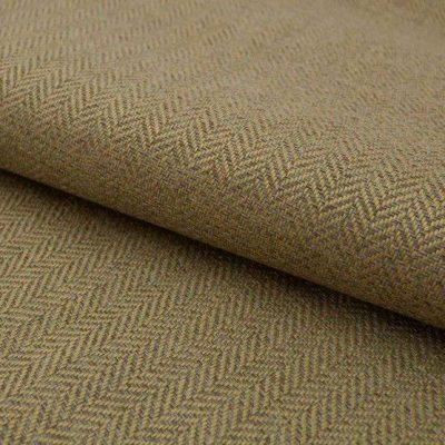 Рогожка Ткань ECOTWEED green для обивки мебели