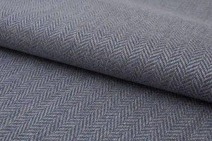 Коллекция ECOTWEED, модель: Ткань ECOTWEED grey blue