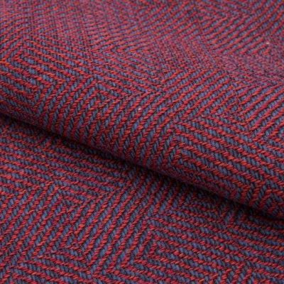 Рогожка ISLANDIA ruby для обивки мебели