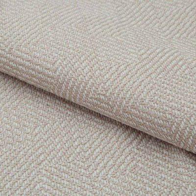 Рогожка ISLANDIA white для обивки мебели