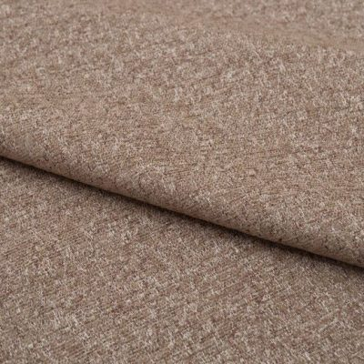 Шенилл Ткань PAOLA plain beige для обивки мебели