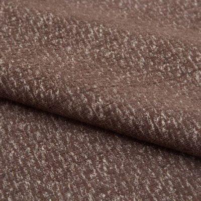 Шенилл Ткань PAOLA plain brown для обивки мебели
