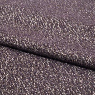 Шенилл Ткань PAOLA plain violet для обивки мебели