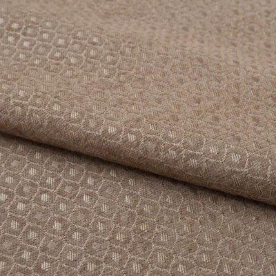 Шенилл Ткань PAOLA romb beige для обивки мебели