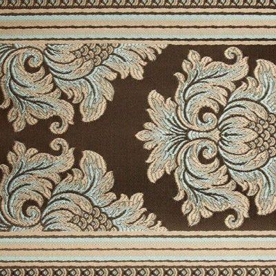 Жаккард Ткань ANGELIQUE ligne truffe для обивки мебели