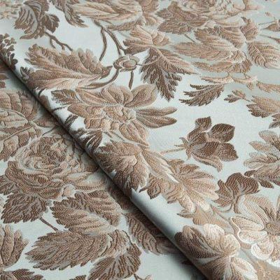 Жаккард Ткань BEATRICE chiaro verde для обивки мебели