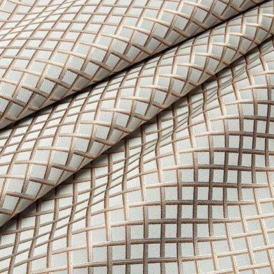 Жаккард Ткань BEATRICE rombo chiaro verde для обивки мебели