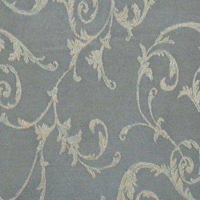 Жаккард Ткань MARIE ANTOINETTE PLAIN blue для обивки мебели