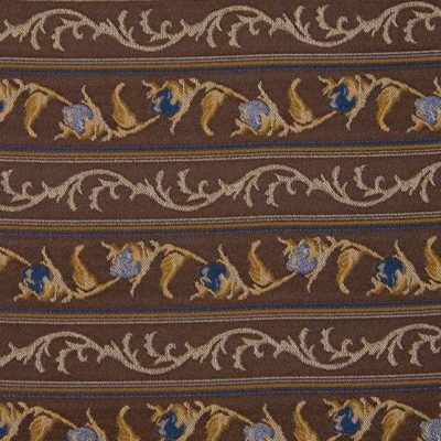 Жаккард Ткань MARIE ANTOINETTE STRIPE dream blue для обивки мебели