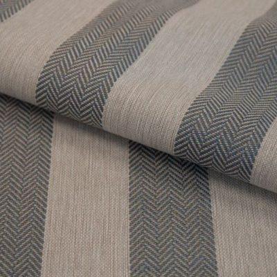Рогожка Ткань ECOLINE beige blue для обивки мебели
