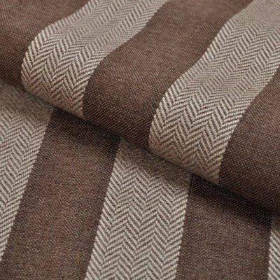 Рогожка Ткань ECOLINE brown для обивки мебели