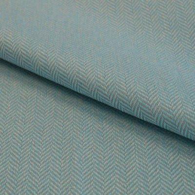 Рогожка Ткань ECOTWEED azure для обивки мебели