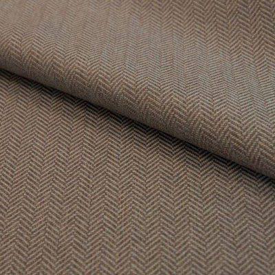 Рогожка Ткань ECOTWEED brown для обивки мебели
