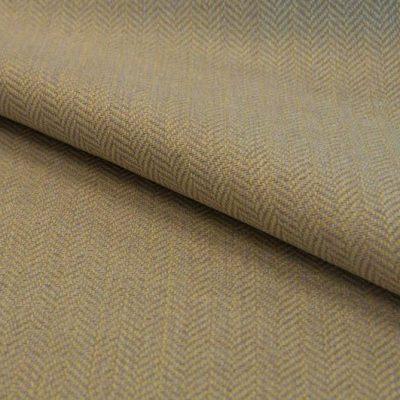 Рогожка Ткань ECOTWEED mustard для обивки мебели