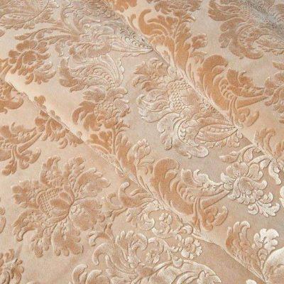 Флок Ткань EMFLOCK EMOTIONS VENZEL Maple sugar для обивки мебели