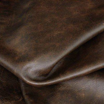 Натуральная кожа Tobacco для обивки мебели
