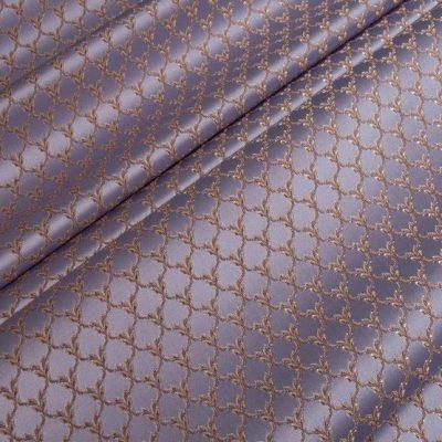 Жаккард Ткань MARGUERITE DE VALOIS losange lavande N для обивки мебели
