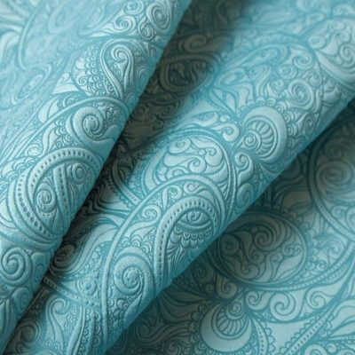 Микрофибра Ткань MARCO POLO Scuba blue для обивки мебели