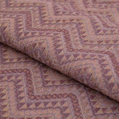 Шенилл MATHSSON zigzag sunset для обивки мебели