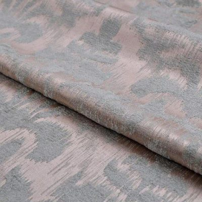 Жаккард Ткань MOIRE pink для обивки мебели