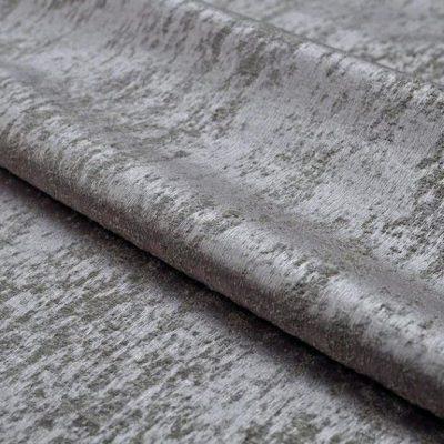 Жаккард Ткань MOIRE plain titanium для обивки мебели