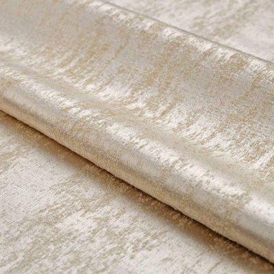 Жаккард Ткань MOIRE plain white для обивки мебели