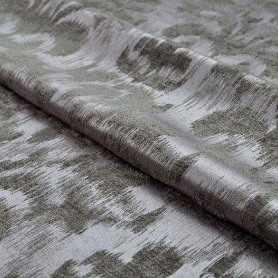 Жаккард Ткань MOIRE titanium для обивки мебели