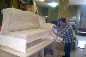 Перетяжка мебели в Балашихе 2