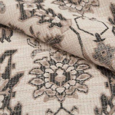 Жаккард PARAGUAY beige для обивки мебели