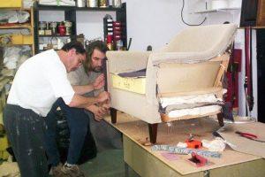 Перетяжка мебели в Зеленограде недорого