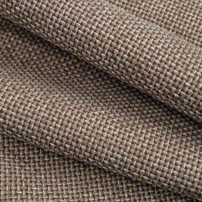 Рогожка Ткань SCANDINAVIA brown wood для обивки мебели