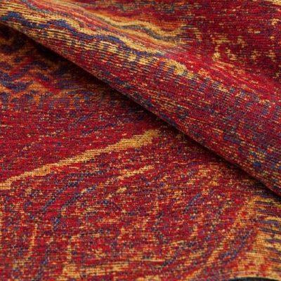 Шенилл SIERRA fiery sun для обивки мебели