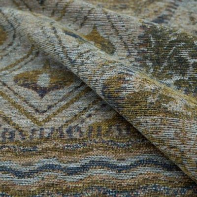 Шенилл SIERRA green grass для обивки мебели