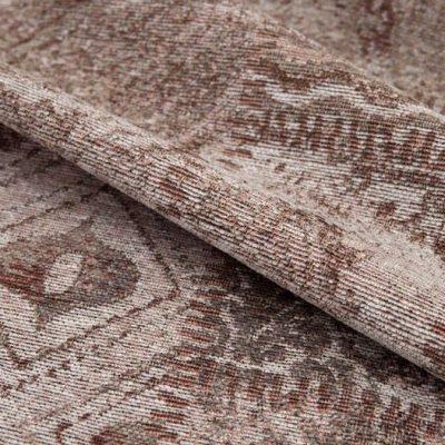 Шенилл SIERRA white sand для обивки мебели