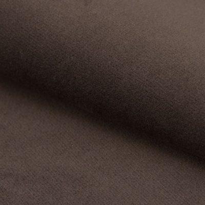 Велюр TRINITI dark brown для обивки мебели