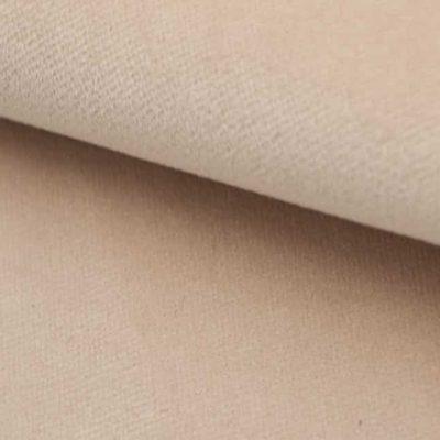 Велюр TRINITI light beige для обивки мебели