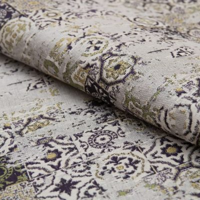 Жаккард VALENCIA malachite для обивки мебели