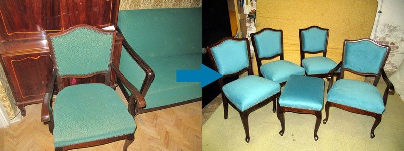 Качественная реставрация стульев