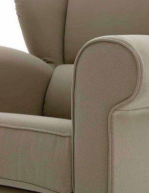 Замена ткани кресла